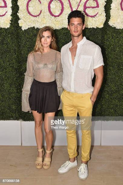 Model Garrett Neff attends the weekend opening of The NEW ultraluxury Cove Resort at Atlantis Paradise Island on November 4 2017 in The Bahamas