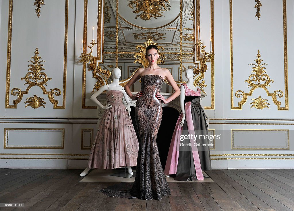 Ballgowns: British Glamour Since 1950 Photocall Photos and Images ...