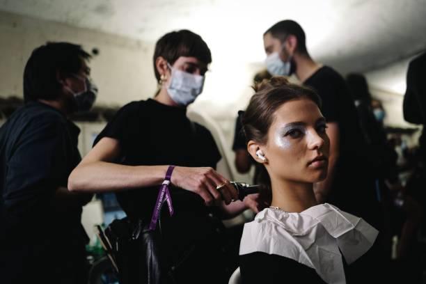 FRA: Etam : Runway - Paris Fashion Week - Womenswear Spring Summer 2021