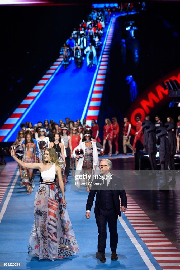 Tommy Hilfiger - Runway - Milan Fashion Week Fall/Winter 2018/19