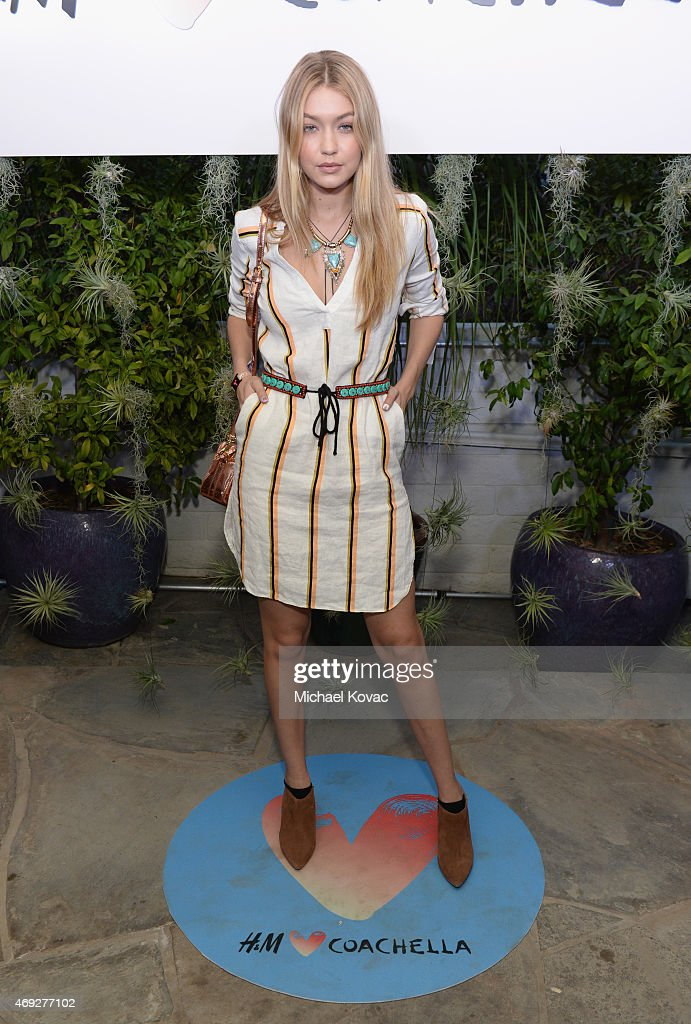 Official H&M Loves Coachella Party At the Parker Palm Springs : News Photo