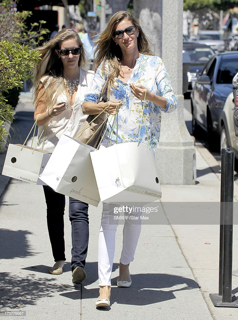 Celebrity Sightings In Los Angeles - July 17, 2013