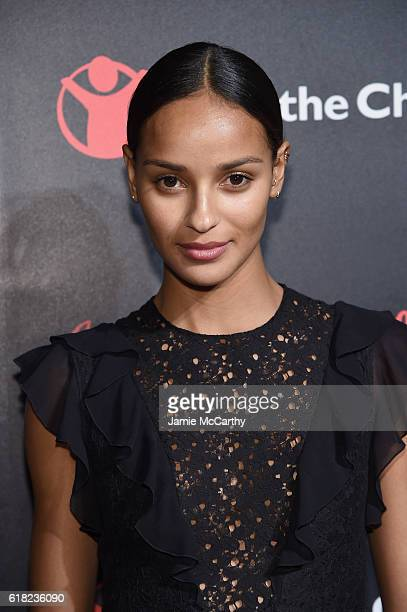 Model Gracie Carvalho attends the 4th Annual Save the Children Illumination Gala at The Plaza hotel on October 25 2016 in New York City