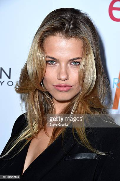 Model Hailey Clauson attends The Daily Front Row's 1st Annual Fashion Los Angeles Awards at Sunset Tower Hotel on January 22 2015 in West Hollywood...