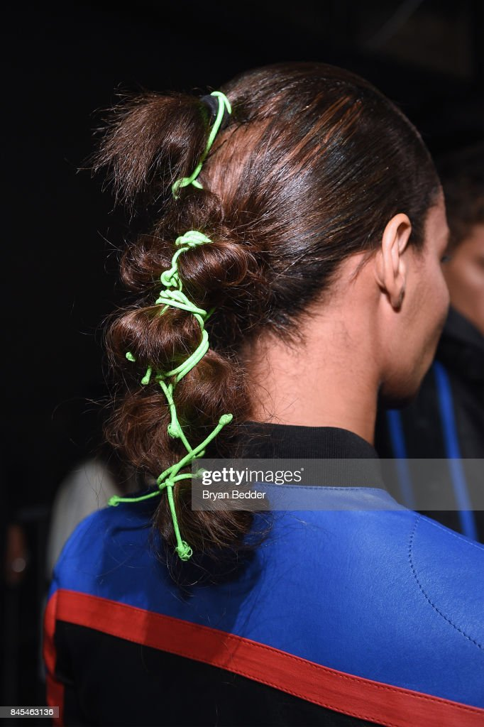 FENTY PUMA by Rihanna Spring/Summer 2018 Collection - Backstage + First Looks : News Photo