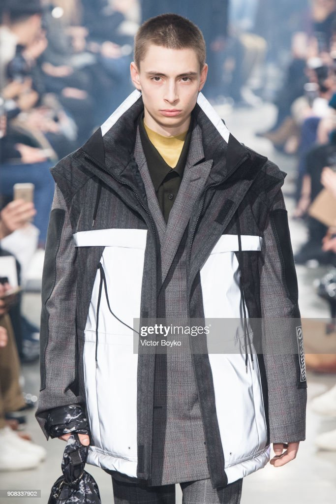 Lanvin : Runway - Paris Fashion Week - Menswear F/W 2018-2019