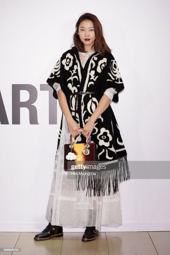 """Dior Lady Art #2"" - Photocall"