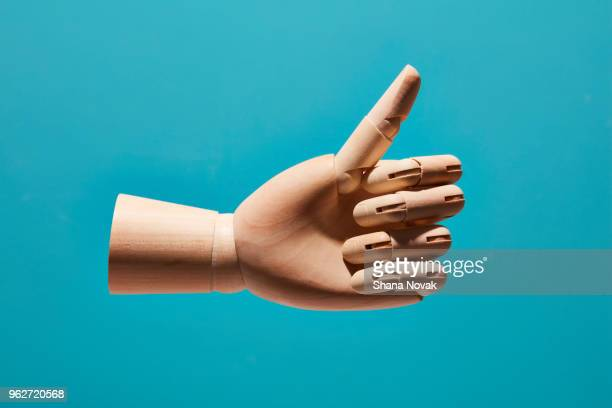 model hand flashes the like symbol - permission concept stock pictures, royalty-free photos & images