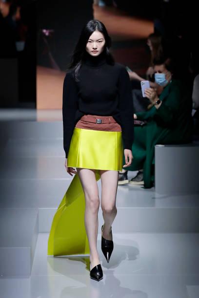 UNS: Prada Womenswear Spring / Summer 2022 - Milan And Shanghai