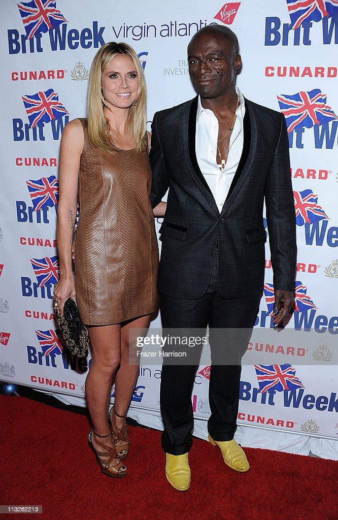 BritWeek Gala Dinner : Nachrichtenfoto
