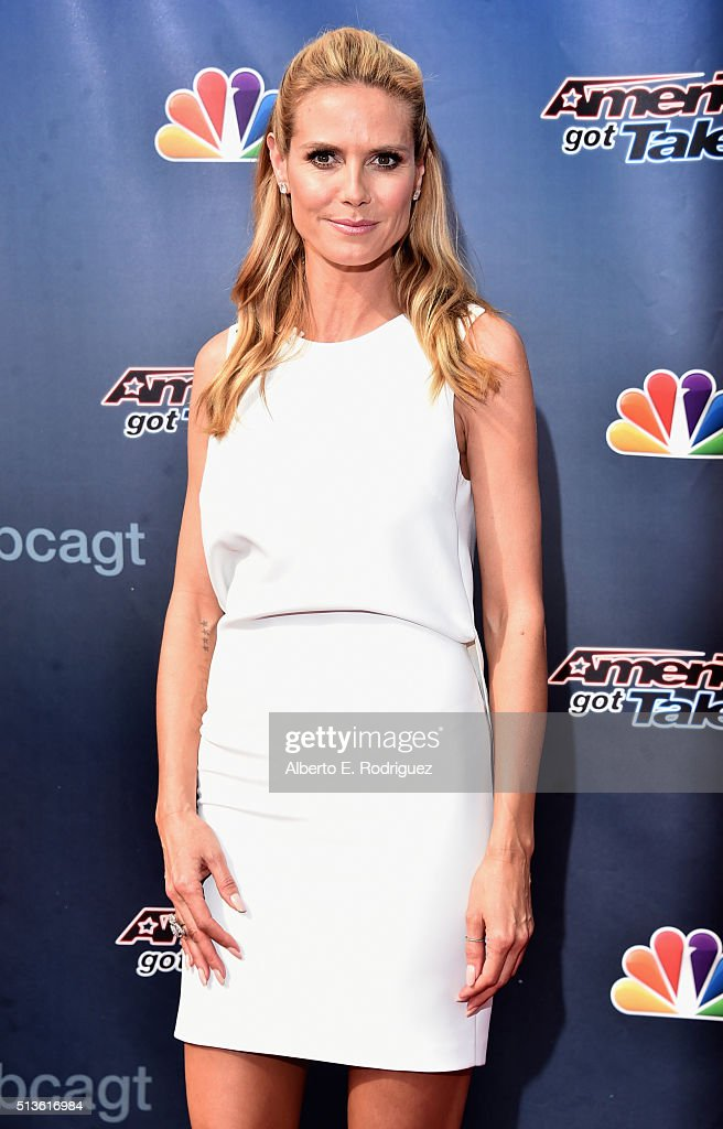 "NBC's ""America's Got Talent"" Season 11 Kickoff - Arrivals : News Photo"