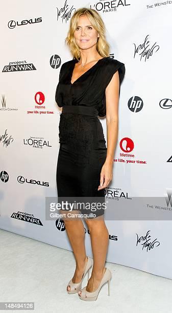 Heidi Klum Presents Photos and Premium High Res Pictures
