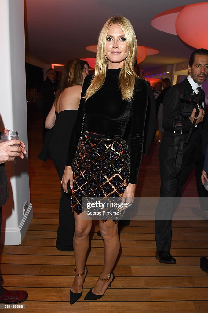 Vanity Fair and Chopard After-Party Celebrating the Cannes Film Festival - The 69th Annual Cannes Film Festival