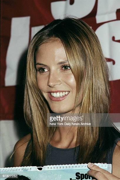 Heidi Klum Sports Illustrated Stock Photos and Pictures ...  Heidi Klum Spor...