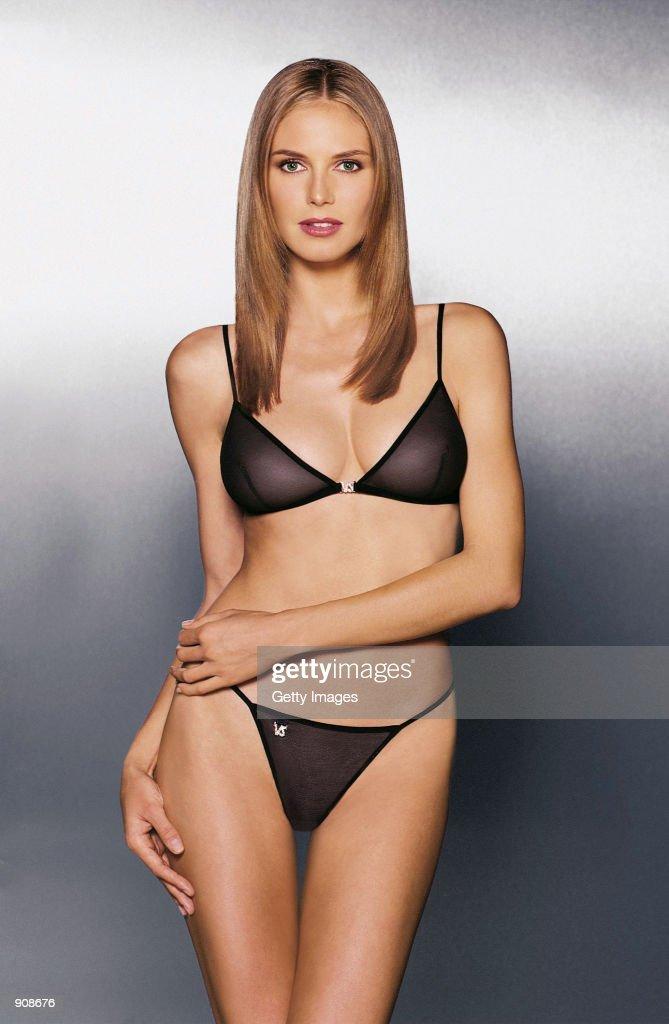 Victoria's Secret Introduces The Diamond V Bra : News Photo