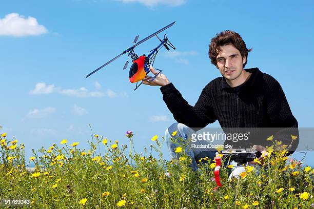 rc model hobby - remote controlled stock photos and pictures