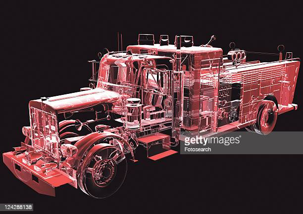 model, imagery, appearance, abstract, fire truck, fire brigade