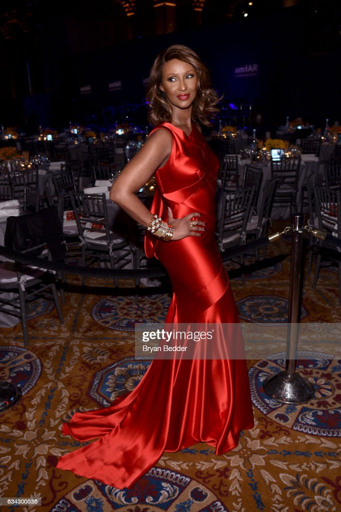 Moet & Chandon Toasts To The amfAR New York Gala At Cipriani Wall Street : News Photo