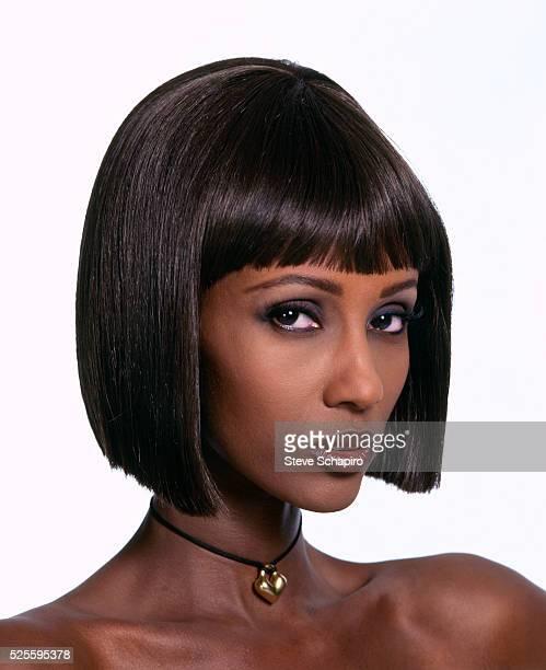 Model Iman