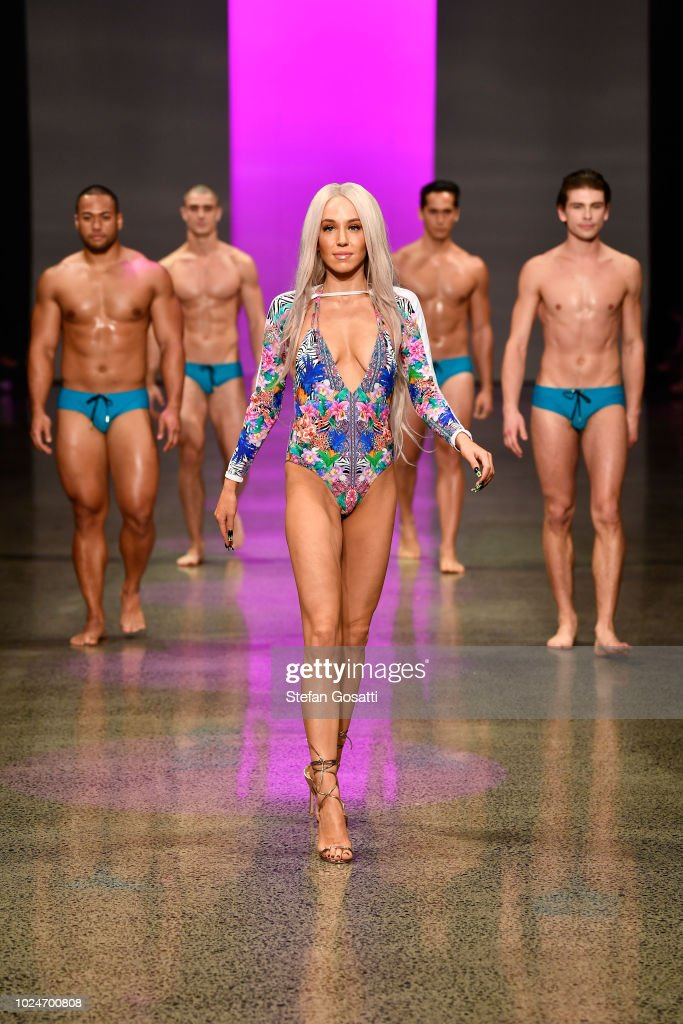 NZL: Swim and Activewear Collective - Runway - New Zealand Fashion Week 2018