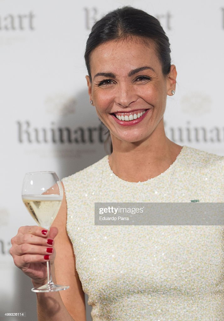 'Dom Ruinart Rose 2002' Party in Madrid : News Photo