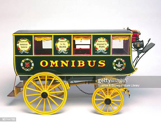 Model Introduced into England by George Shillibeer a coach builder who ran two vehicles of this type between Paddington and Bank in London from the...