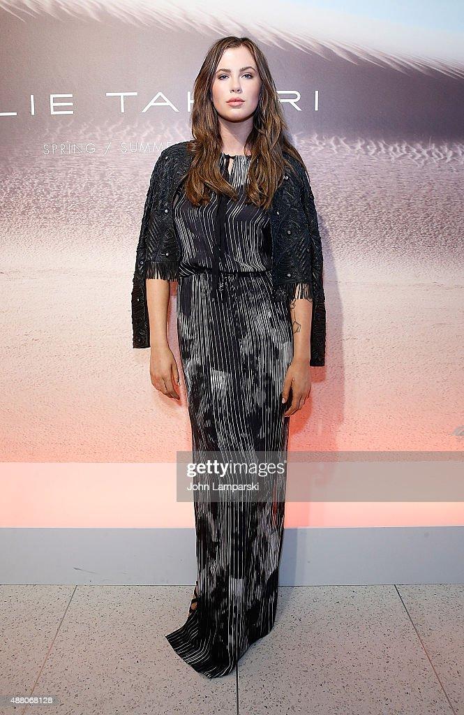 Elie Tahari - Presentation - Spring 2016 New York Fashion Week