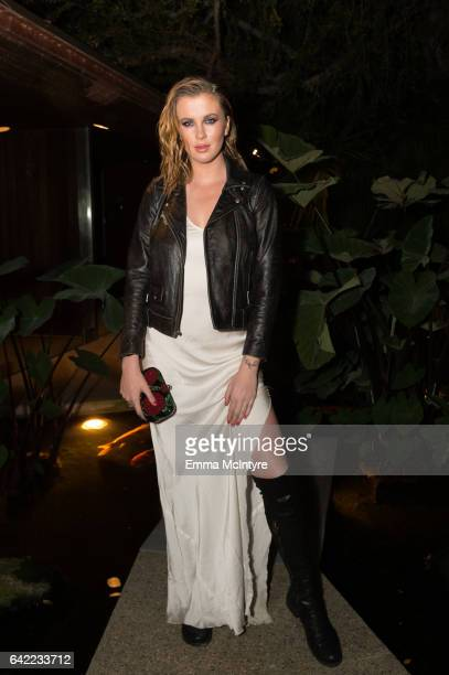 Model Ireland Baldwin attends E's 'The Arrangement' event on February 15 2017 in Los Angeles California