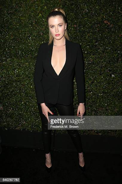 Model Ireland Baldwin attends Max Mara Celebrates Natalie Dormer The 2016 Women in Film Max Mara Face of the Future at Chateau Marmont on June 14...