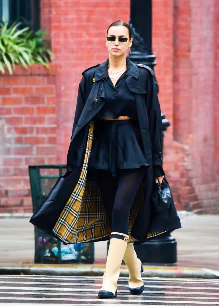 NY: Celebrity Sightings In New York City - October 28, 2020