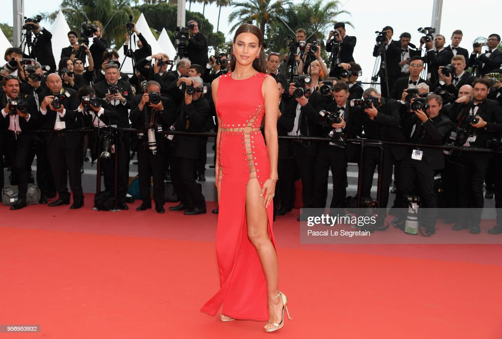 """Sorry Angel (Plaire, Aimer Et Courir Vite)"" Red Carpet Arrivals - The 71st Annual Cannes Film Festival : News Photo"