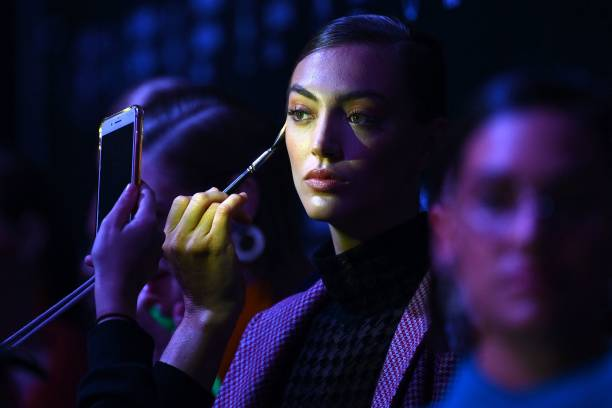 ESP: Angel Schlesser - Mercedes Benz Fashion Week Madrid - April 2021