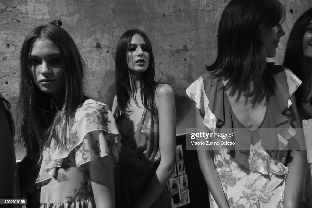 Aniye By Fashion Show SS19 - Backstage