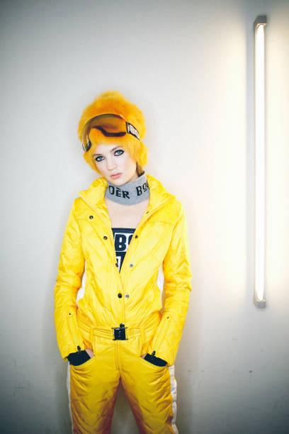USA: Snow Suit Style