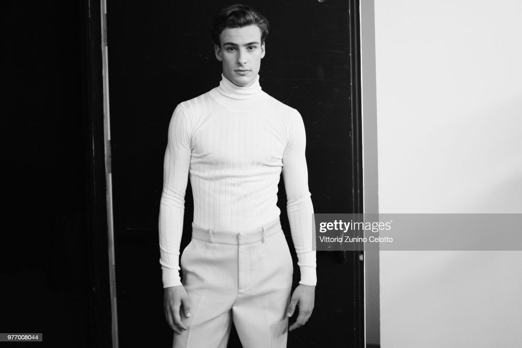 Daks - Backstage - Milan Men's Fashion Week Spring/Summer 2019
