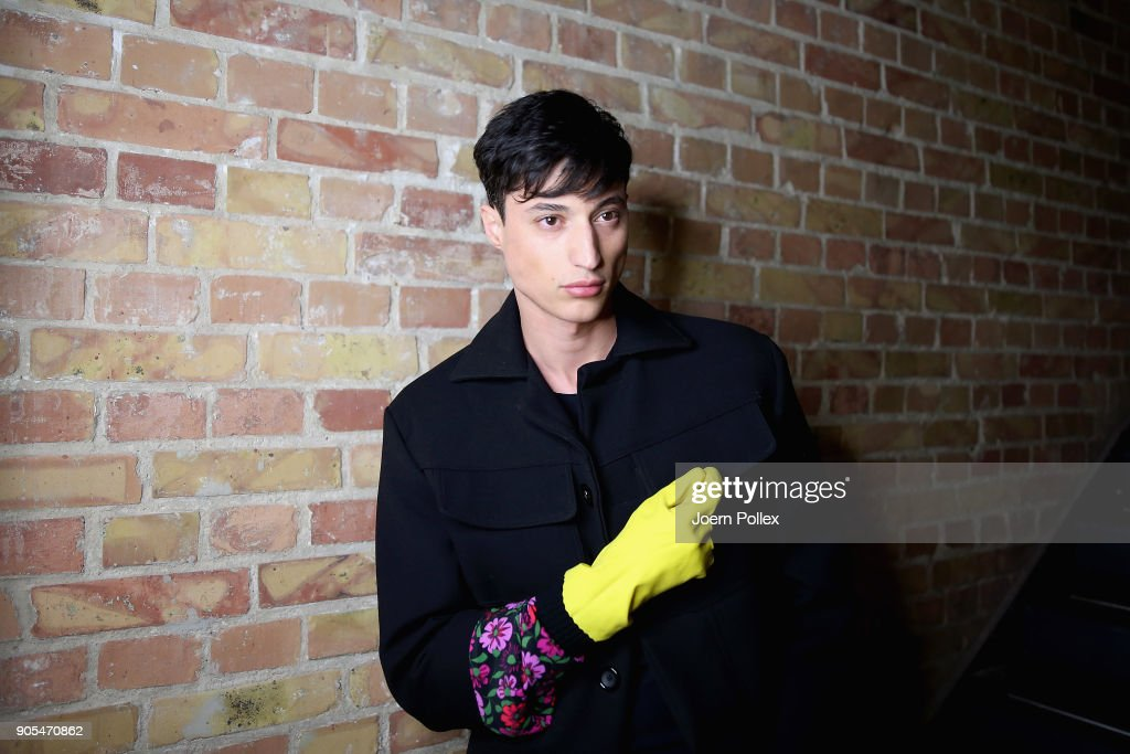Ivanman Backstage - MBFW Berlin January 2018