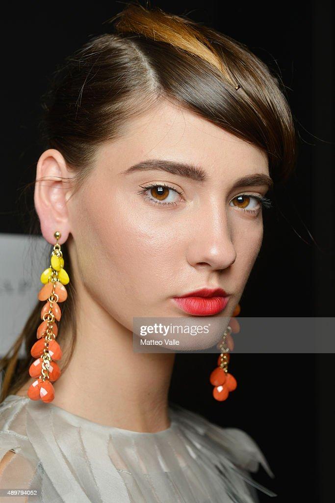 La Koradior - Backstage - Milan Fashion Week SS16 : News Photo