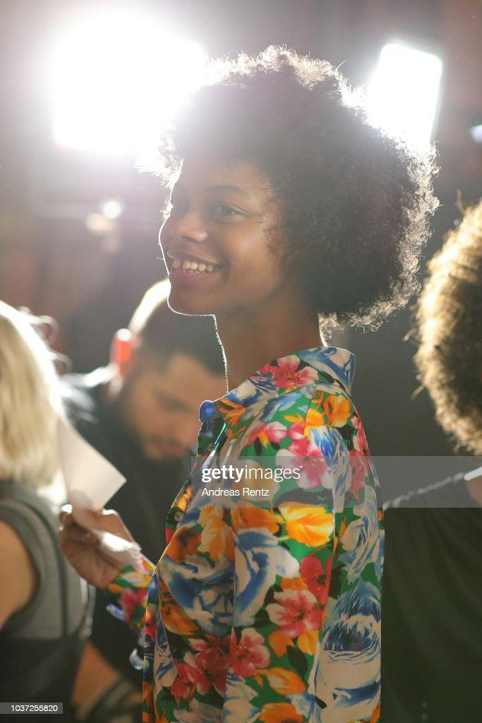 MSGM - Backstage - Milan Fashion Week Spring/Summer 2019