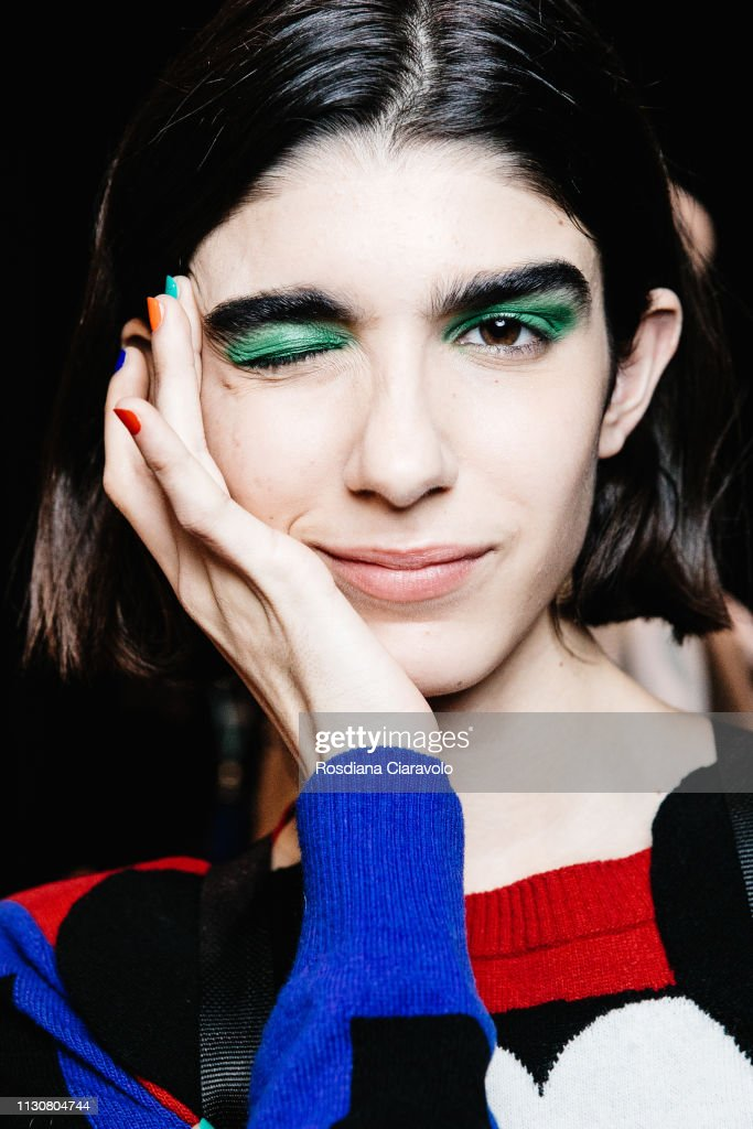 ITA: United Colours Of Benetton - Backstage: Milan Fashion Week Autumn/Winter 2019/20