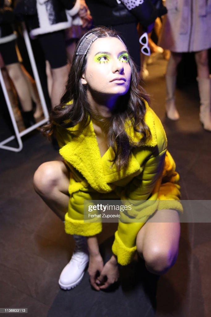 TUR: Cele-Brand - Backstage - Mercedes-Benz Fashion Week Istanbul - March 2019