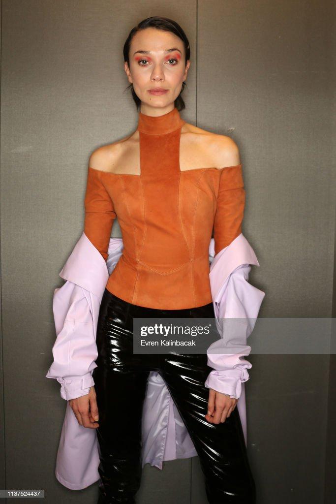 TUR: Ceren Ocak - Backstage -  Mercedes-Benz Fashion Week Istanbul - March 2019