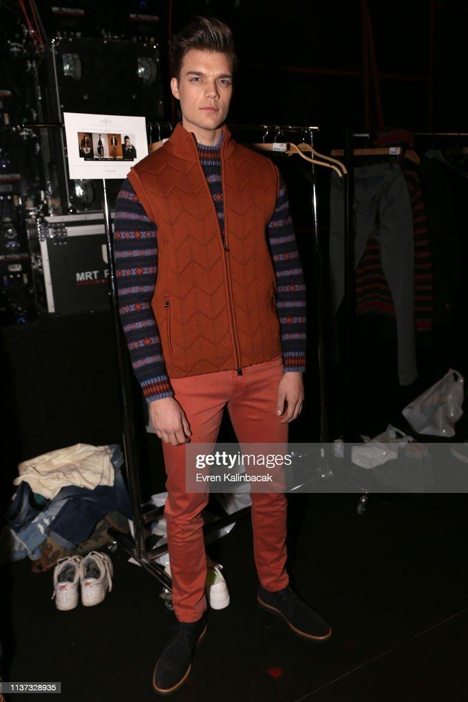 TUR: Hemington - Backstage - Mercedes-Benz Fashion Week Istanbul - March 2019