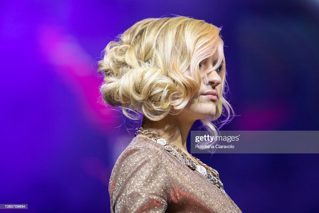 2018 On Hair Show & Exhibition : News Photo