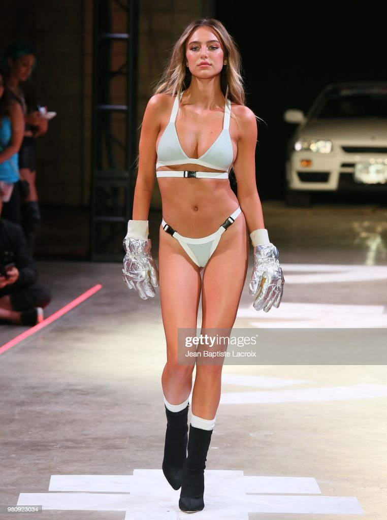 Frankies Bikinis Resort 2019 Runway Show