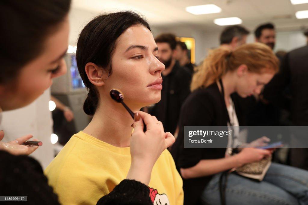 TUR: Ozlem Erkan - Backstage - Mercedes-Benz Fashion Week Istanbul - March 2019