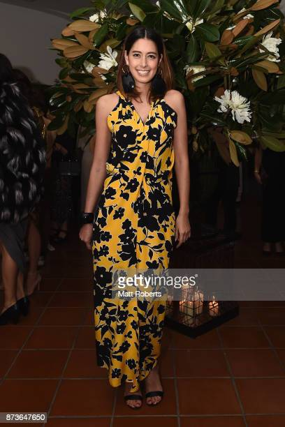 Model Izumi Mori attends the Michael Kors And Vogue Japan Celebrate Kate Hudson's Work With Watch Hunger Stop In Support Of The World Food Programme...