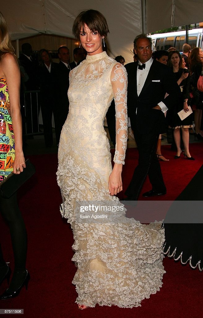 MET Presents Anglomania: The Costume Institute Benefit Gala : ニュース写真