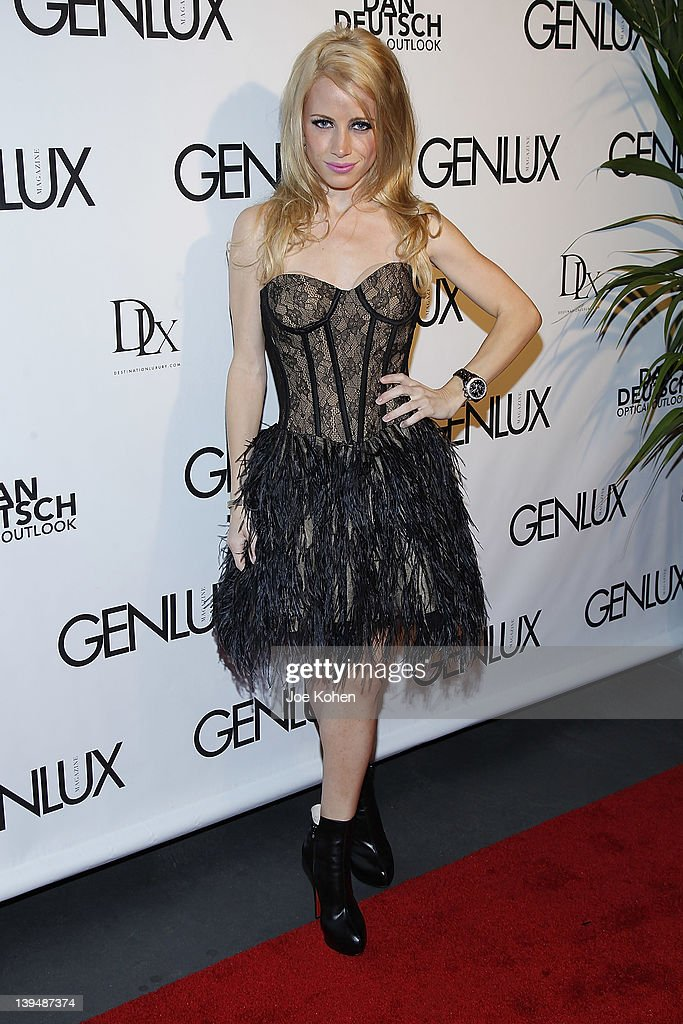 Model Jaimie Hilfiger attends the Night Of 'BB Forever: Brigitte Bardot, The Legend' at Sofitel Hotel on February 21, 2012 in Los Angeles, California.