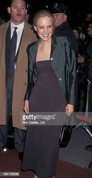 Model Jamie Rishar attends Sony Music Party for 40th Annual Grammy Awards on February 25 1998 at the Manhattan Center in New York City