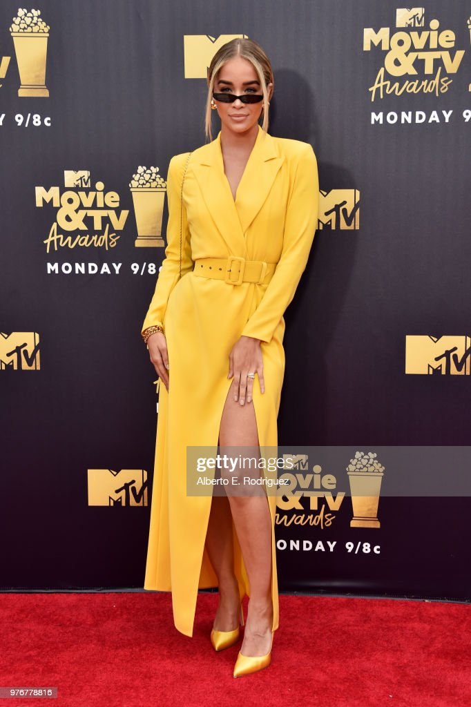 2018 MTV Movie And TV Awards - Arrivals : News Photo
